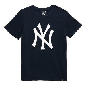 New York Yankees Navy Blue T-Shirt